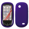 Samsung A697 Sunburst Purple Skin