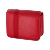 Reiko Camera Pouch - Large Red