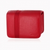 Reiko Camera Pouch - Medium Red