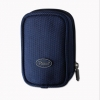Camera Case with Belt Loop & Clip - Large Blue
