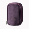 Camera Case with Belt Loop & Clip - Large Purple