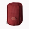 Camera Case with Belt Loop & Clip - Large Red