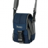 Reiko Camera Carrying Case with Strap - Medium Blue