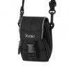 Reiko Camera Carrying Case with Strap - Small Black