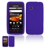 Samsung Prevail Purple Skin