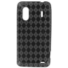 HTC Flyer / Evo View 4G Smoke Skin With Checker Design