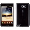 Samsung Galaxy Note Candy Shell Black & Gray Case
