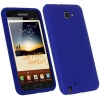 Samsung Galaxy Note LTE Blue Skin