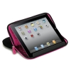 iPad 2 Bubble Padded MySleeve Case with Stand Pink