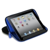 iPad 2 Bubble Padded MySleeve Case with Stand Blue