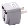 Outlet Charging Adapters Flat Pin To Round Pin