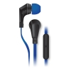 NoiseHush NX80 3.5mm Stereo Headset Blue & Black