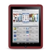 Apple iPad Skin Burgundy