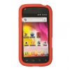 Samsung Galaxy S Blaze 4G Red Skin