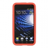 Samsung Galaxy S II Skyrocket HD Red Skin