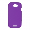 HTC One S Purple Skin