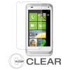 HTC Radar / Radar 4G / Omega Clear Screen Protector