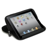 iPad 2 Bubble Padded MySleeve Case with Stand Black