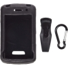 BlackBerry Storm 9530 Hard Leather Case with Clip