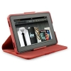 Kindle Fire Speck - FitFolio Stand Cover Red