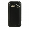 HTC Droid Incredible 4G LTE Black Skin