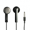 Luxmo Stereo Handsfree 3.5 mm with Mic - Black