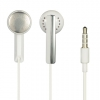 Luxmo Stereo Handsfree 3.5 mm with Mic - White