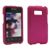 LG Optimus Elite Pink Snap On