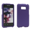 LG Optimus Elite Purple Snap On