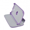 Samsung Galaxy S III Case with Flip Action Purple