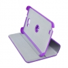 Samsung Galaxy Note LTE Case with Flip Action Purple