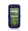 Samsung Vibrant Rugged Armor Case & Holster Combo Blue