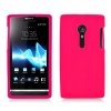 Sony Ericsson Xperia Ion Red Skin