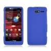 Motorola Droid Razr Mini Blue Skin