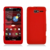 Motorola Droid Razr Mini Red Skin