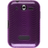 Pantech Pocket Waves DuraGel Case Purple