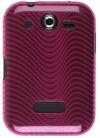 Pantech Pocket Waves DuraGel Case Pink