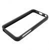 Apple iPhone 5 Aluminum Chrome Bumper Black