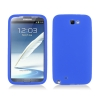 Samsung Galaxy Note II Blue Skin