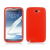 Samsung Galaxy Note II Red Skin