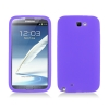 Samsung Galaxy Note II Purple Skin