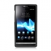 Sony Ericsson Xperia Ion Black Snap On