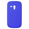 Samsung Galaxy S III Mini Blue Skin
