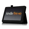 Amazon Kindle Fire HD 7 Inch Black Leather Case