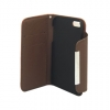 Apple iPhone 5 Brown Flip Cover