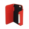 Apple iPhone 5 Red Flip Cover