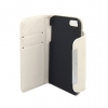 Apple iPhone 5 White Flip Cover