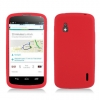 Google Nexus 4/ Optimus G Nexus Red Skin