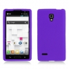 LG Optimus L9 T Mobile Purple Skin