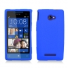 HTC Windows Phone 8X/ Zenith Blue Skin